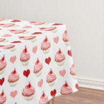 cupcakes cuties tablecloth