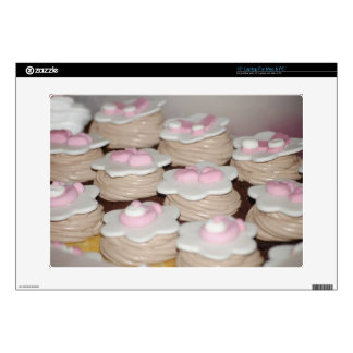 "cupcakes decals for 15"" laptops"