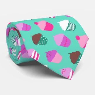 Cupcakes design tie
