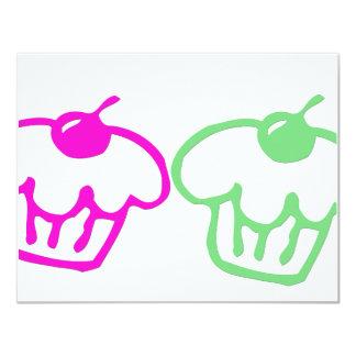Cupcakes Duo Card