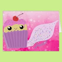 Cupcakes Fart Sprinkles Card