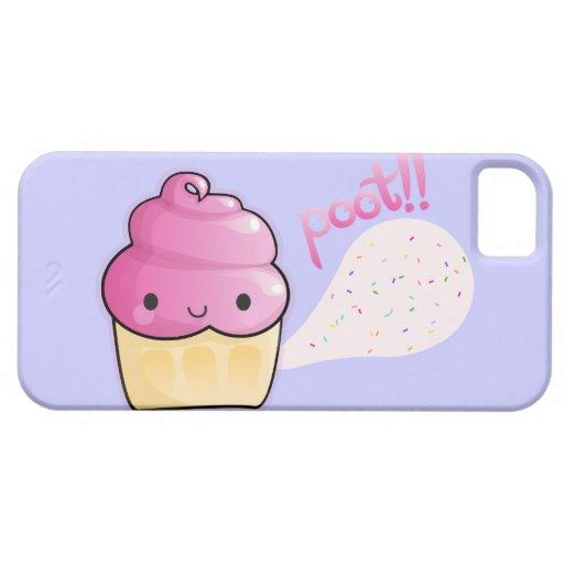 Cupcakes Fart Sprinkles iPhone 5 Case