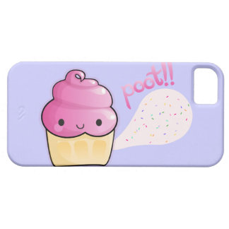 Cupcakes Fart Sprinkles iPhone SE/5/5s Case