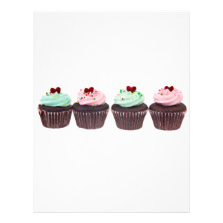 Cupcakes Custom Flyer