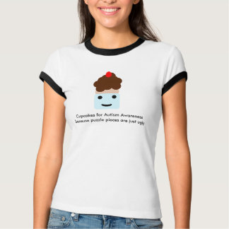 Cupcakes for Autism Awareness T-Shirt