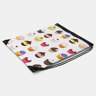 Cupcakes Galore - Drawstring Backpack