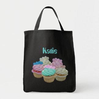 Cupcakes Galore! Grocery Tote Bag