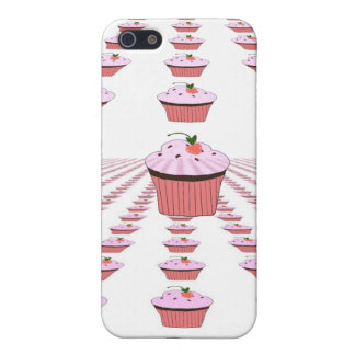 Cupcakes Galore iPhone SE/5/5s Cover
