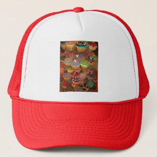 Cupcakes galore trucker hat