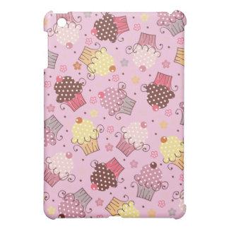 Cupcakes in Pink iPad Mini Case