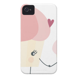 cupcakes iPhone 4 cover