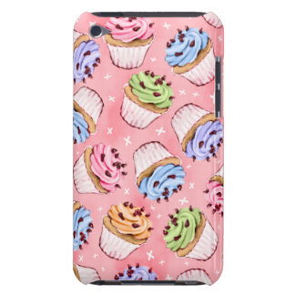 Cupcakes & Kisses iPod Case-Mate Cases