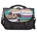 Cupcakes Laptop Bag