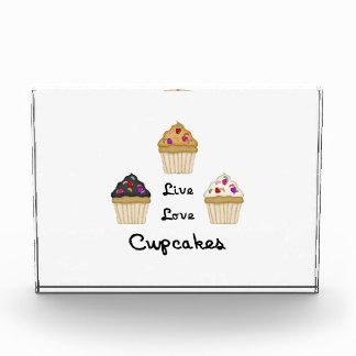 Cupcakes Live Love Awards