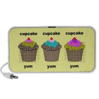 cupcakes mini speaker