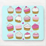 cupcakes! mousepad
