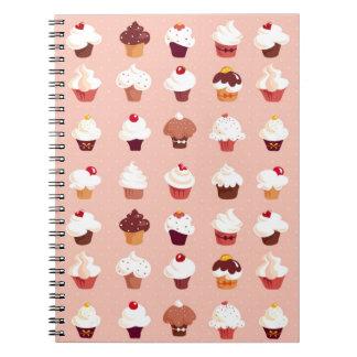 Cupcakes Notebook