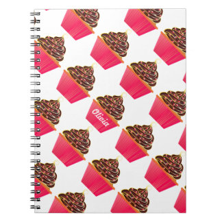 Cupcakes Notebooks