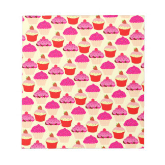 Cupcakes Note Pad