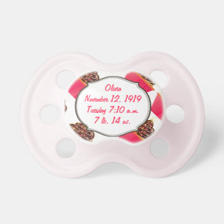 Cupcakes Pacifier