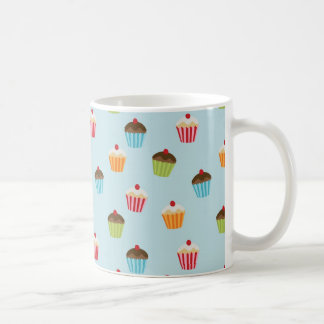 cupcakes pattern coffee mug