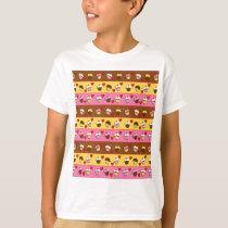 Cupcakes pattern T-Shirt