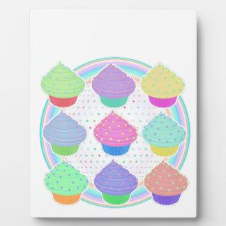 Cupcakes Plaque