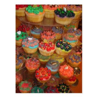 Cupcakes Post Card
