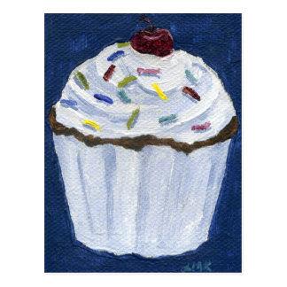 Cupcakes! Postcard