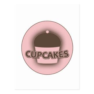 Cupcakes Postcards