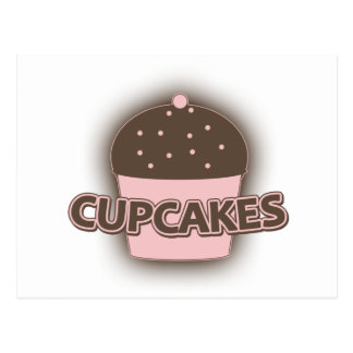 Cupcakes Post Cards