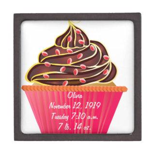 Cupcakes Premium Jewelry Box
