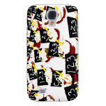 Cupcakes school clear background galaxy s4 covers