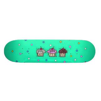 cupcakes skateboard