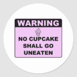 Cupcakes! Stickers