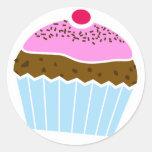cupcakes stickers