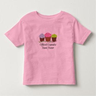 Cupcakes - Taste Tester Toddler T-shirt