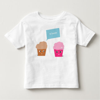 Cupcakes Toddler T-shirt
