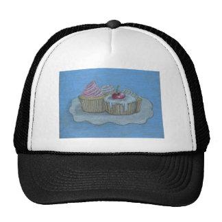 cupcakes trucker hat