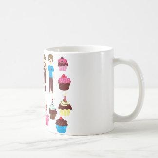CupcakesPinkBlue1 Coffee Mug