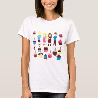 CupcakesPinkBlue1 T-Shirt