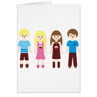 CupcakesPinkBlue2 Card