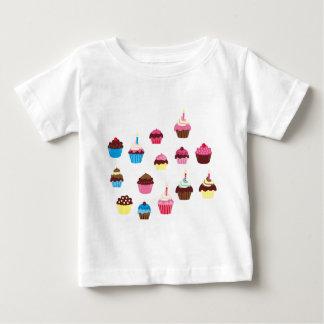 CupcakesPinkBlue3 Baby T-Shirt