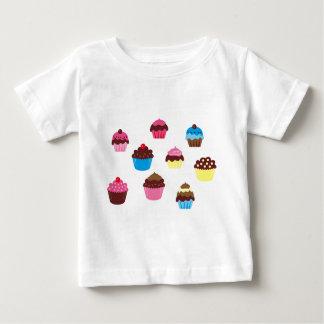 CupcakesPinkBlue5 Baby T-Shirt