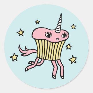 Cupcakicorn stickers