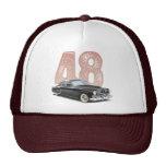 Cupé 1948 de Cadillac del vintage: Coche clásico n