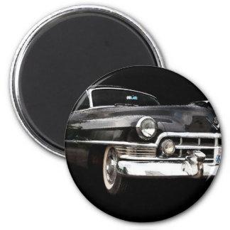 Cupé 1950 de Cadillac Imán Redondo 5 Cm