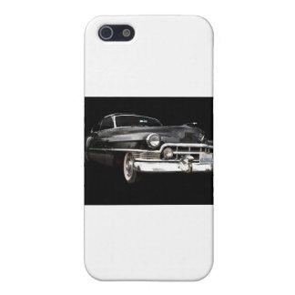 Cupé 1950 de Cadillac iPhone 5 Carcasas