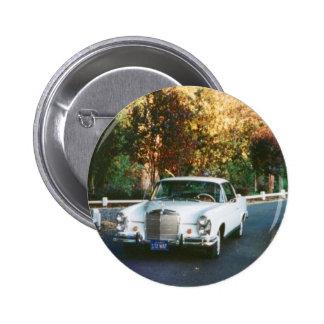 Cupé 1965 de Mercedes-Benz 220SEb Pin Redondo 5 Cm