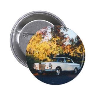 Cupé 1965 de Mercedes-Benz 220SEb Pin